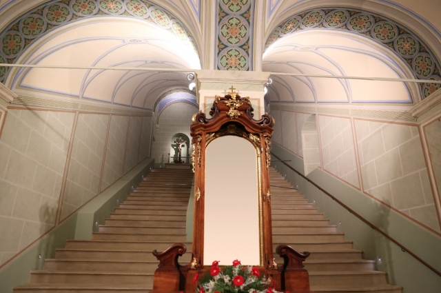 Chapel of the Holy Stairs
