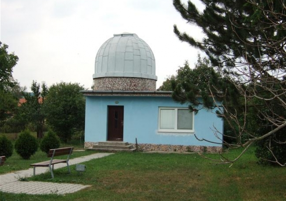 The Sobotište Observatory